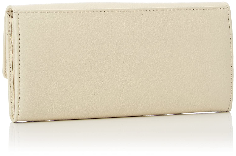 Timberland Lg Trifold Woman Wallet, Porte-monnaie femme, (Cognac), 1x9.5x19.5 cm (W x H L)