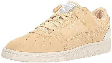 PUMA Men's Sky II Lo Basketball Shoe, Natural Vachetta, ...