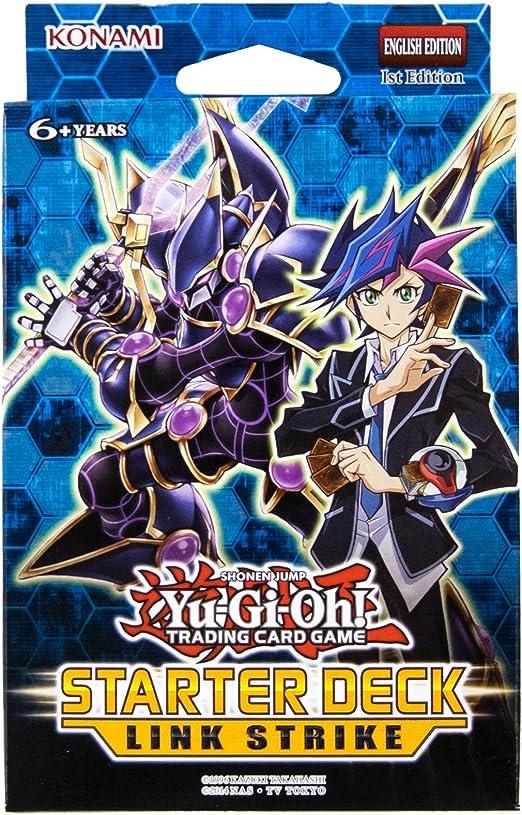 Starter Deck Link Strike 1.Auflage Deutsch NEU OVP Yu-Gi-Oh