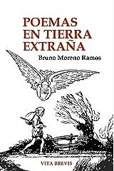 Poemas en tierra extraña (Spanish Edition) Kindle Edition