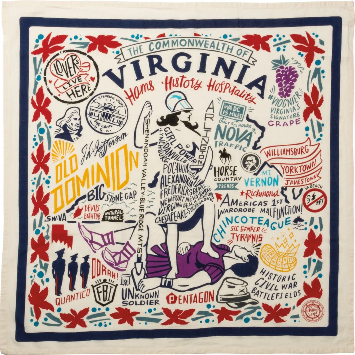 Image result for The dish virginia