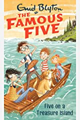 Five On A Treasure Island: Book 1 (The Famous Five Series) Paperback