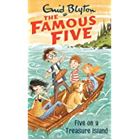 Five On A Treasure Island: Book 1 (The Famous Five Series)