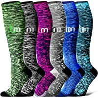 Compression Socks for Women and Men- Best Medical,for Running, Athletic, Varicose Veins, Travel.
