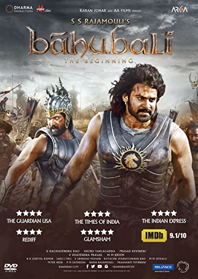 Hindi picture film movies bahubali number 1