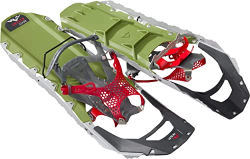 MSR Revo Ascent Backcountry Mountaineering Snowshoes with Paragon Bindings