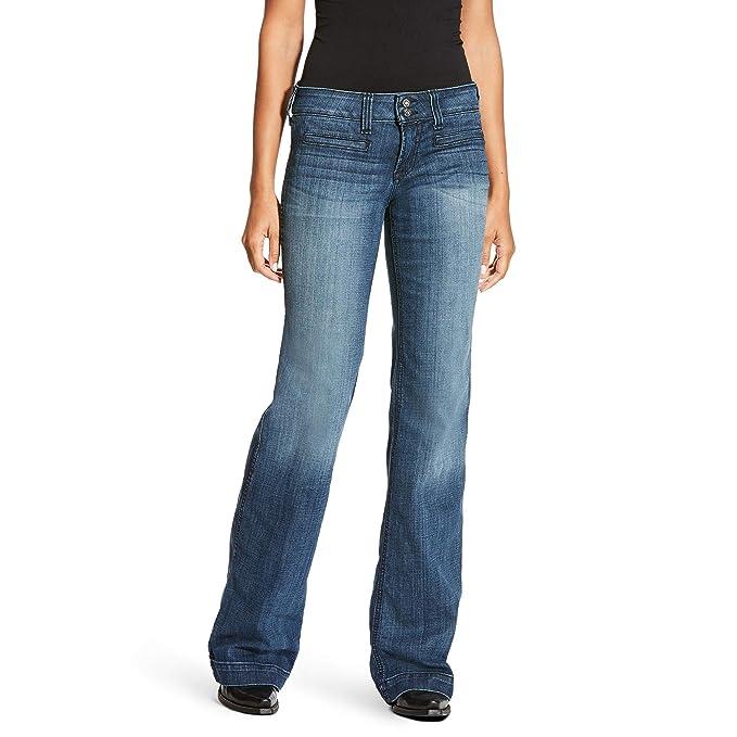 Amazon.com: Pantalones vaqueros para mujer de la marca Ariat ...