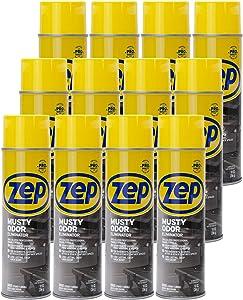 Zep Musty Odor Eliminator 10 Ounce (case of 12)