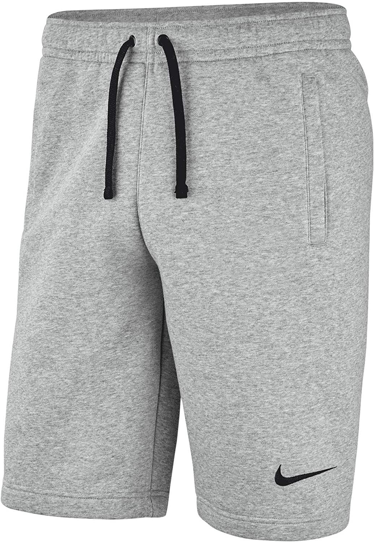 Nike FLC Team Club 19 - Pantalones cortos gris L: Amazon.es: Ropa ...