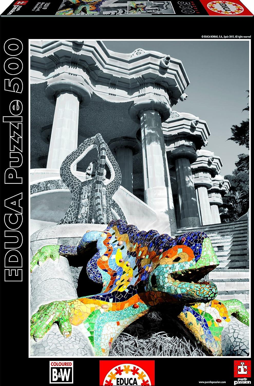 Educa Borrás 15319 - 500 Parque Güell Barcelona