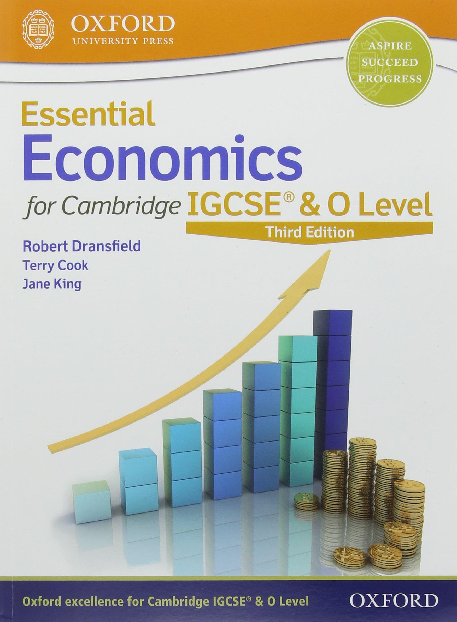 Essential Economics for Cambridge IGCSE & O Level: Print & Online Student Book Pack PDF