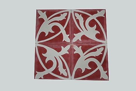 Piastrelle Di Cemento Colorato : Oriental piastrelle di cemento colorato piastrelle mondial