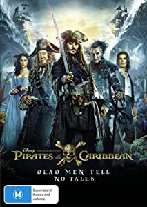 Pirates of the Caribbean: Dead Men Tell No Tales (DVD)