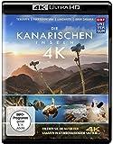Die Kanarischen Inseln (4K Ultra HD) Teneriffa l Gran Canaria l Lanzarote l Fuerteventura l La Gomera l La Palma l El Hierro [Blu-ray]