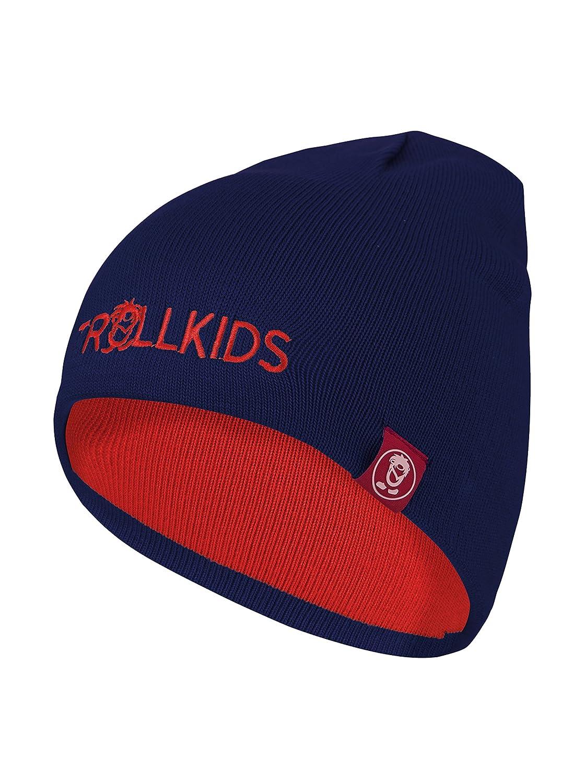 Bonnet en laine Troll pour enfant Trollkids