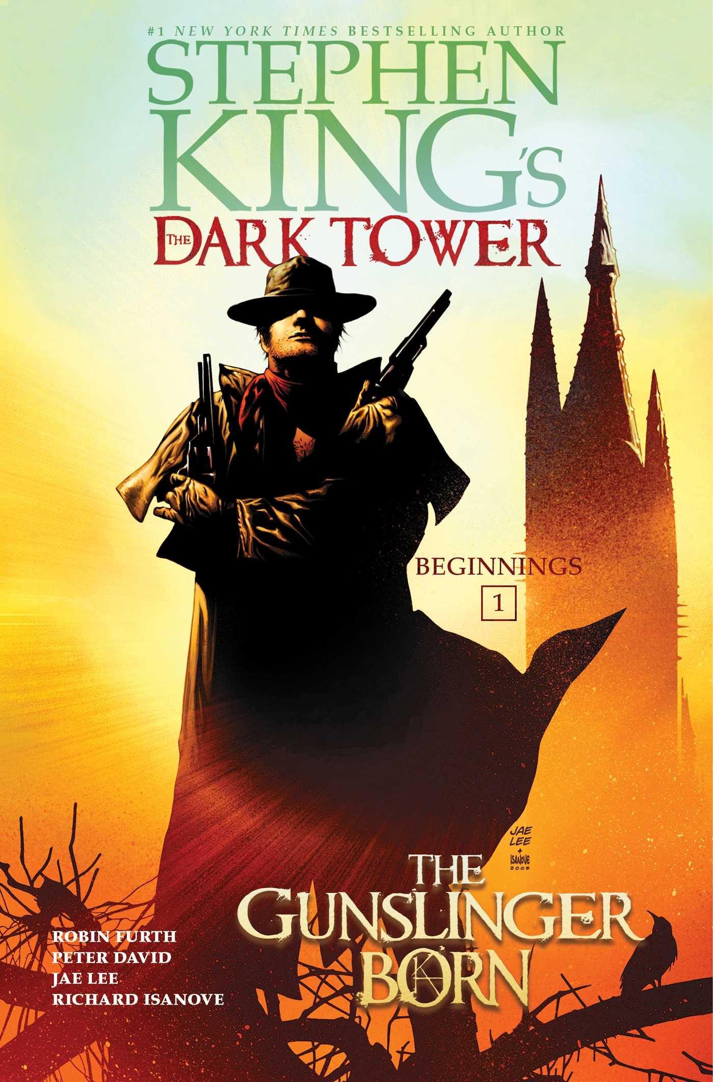 The Gunslinger Born (Stephen King's The Dark Tower: Beginnings) PDF