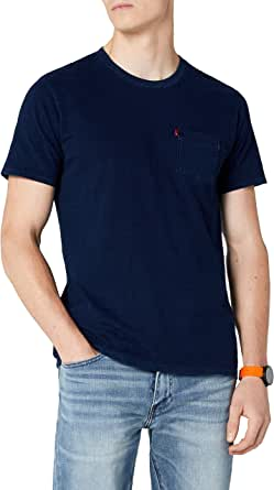 Levis SS Set-in Sunset Pocket Camiseta para Hombre