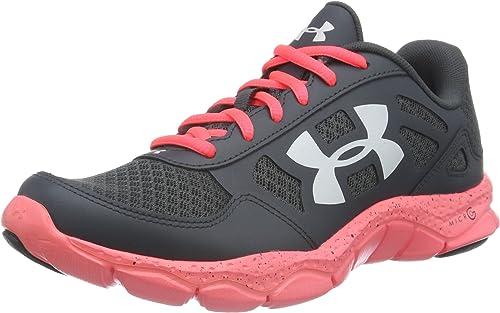 Under Armour Micro G Engage Bl H 2, Zapatillas de Running para Mujer, Gris Stealth Gray, 405 EU: Amazon.es: Zapatos y complementos