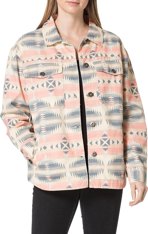 Low price Urban Classics Women Blouse Oversized Japan's largest assortment Jacket Inka Shirt