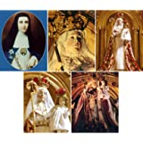 Set 1: Our Lady of Good Success Holy Cards - Set of 5