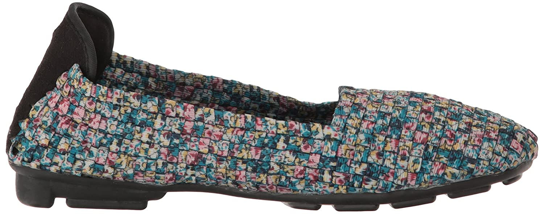 Bernie Mev Women's Demure Flat B01NBOKHXE 36 EU/5.5-6 M US|Floral Breeze