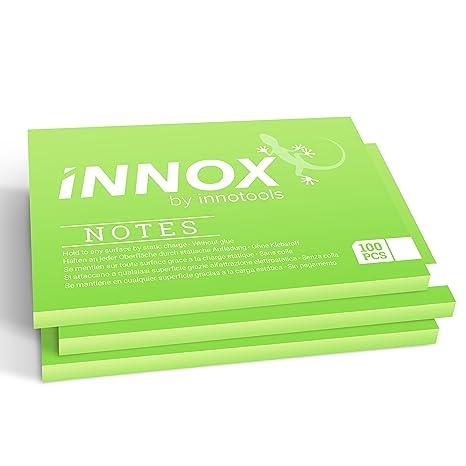 Innox-Notes blocco note 7x10cm 5er Set multicolore