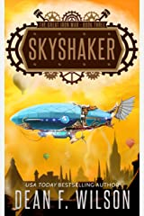 Skyshaker: A Dystopian Military Sci-Fi Adventure (The Great Iron War, Book 3)