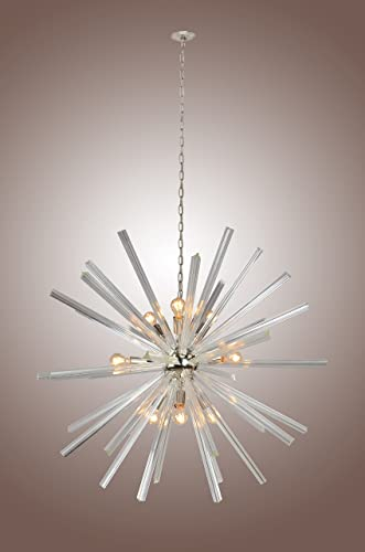 Axis Chandelier Sputnik Lamp Crystal Orbit Chandelier