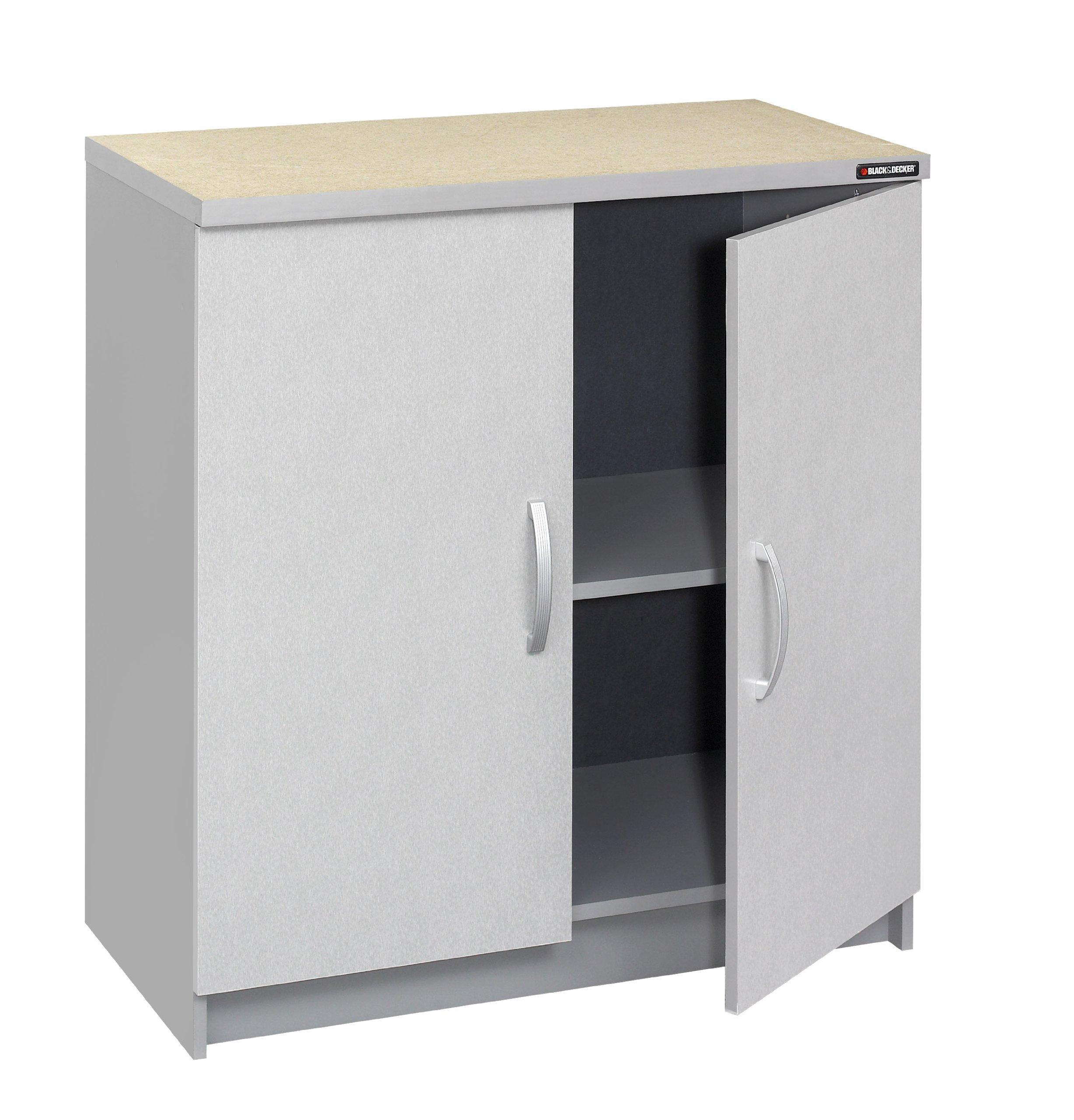 Black & Decker BG106162S 2 Door Base Cabinet