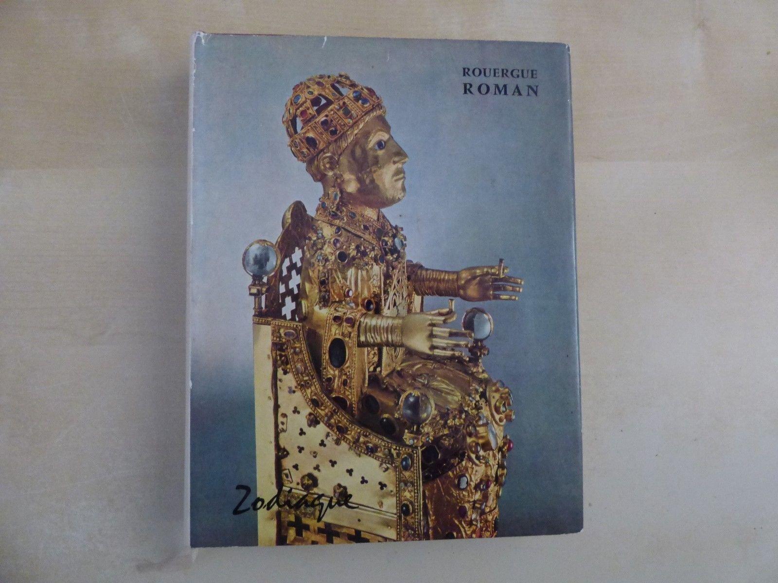 Rouergue roman Relié – 1963 Collectif Zodiaque B0000DSDG1 Art Religieux