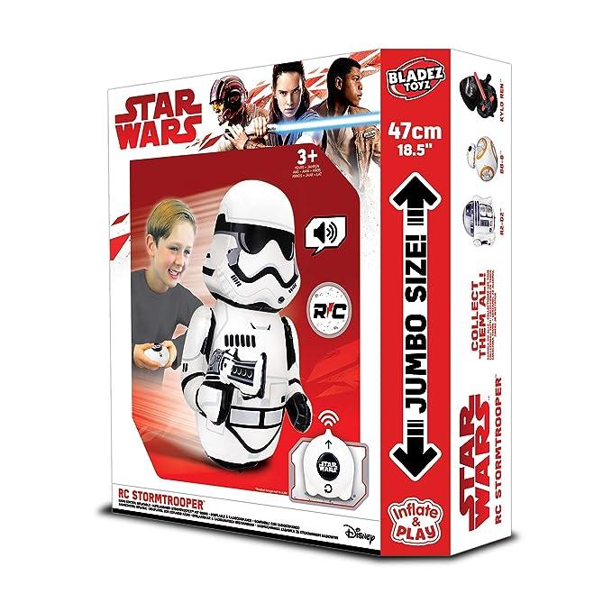Star Wars BTSW001-SRC Stormtrooper Inflable: Amazon.es ...