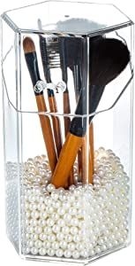 Sweepstakes: Yoelrsa Cosmetic Brush Holder with Free Pearl