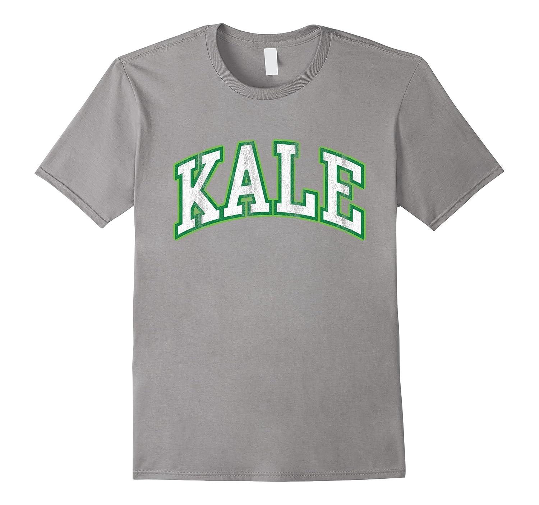 f43cfc8193 Kale University Vegan Vegetarian Funny Parody T-Shirt-RT – Rateeshirt