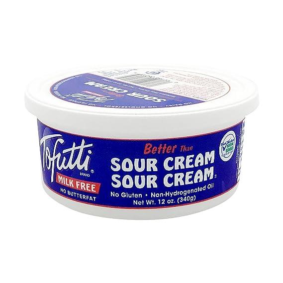 Tofutti Better than Sour Cream, 12 oz