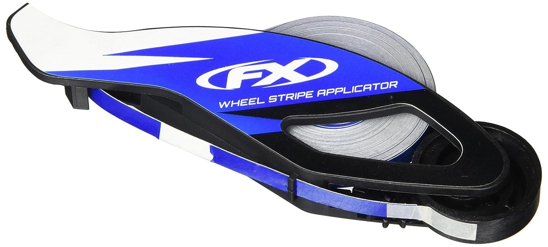 Factory Effex 15-92018 Fluorescent Orange Reflective Wheel Strip with Applicator
