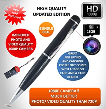 stylo camera espeon full hd 1080p 4 good wheels