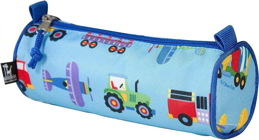 Wildkin - Estuche Infantil, diseño de vehículos de Transporte, Multicolor: Amazon.es: Hogar