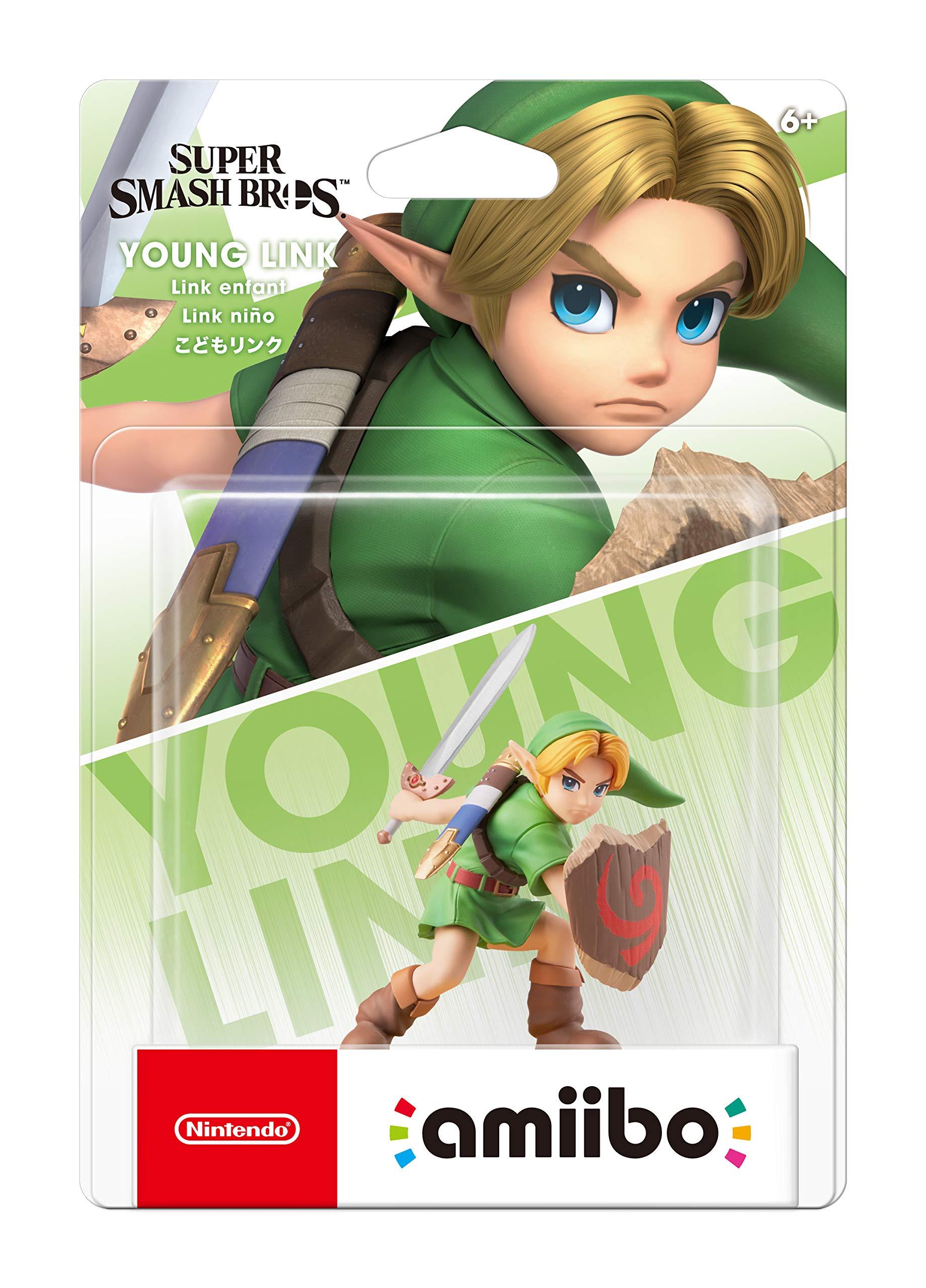 Nintendo Amiibo - Young Link (Ssbu) - Switch by Nintendo (Image #1)
