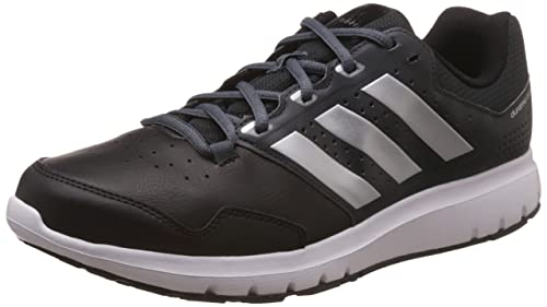 timeless design 7fb01 7cd62 Adidas Duramo Trainer Hombre Tenis Corrientes Tenis-Black-7.5