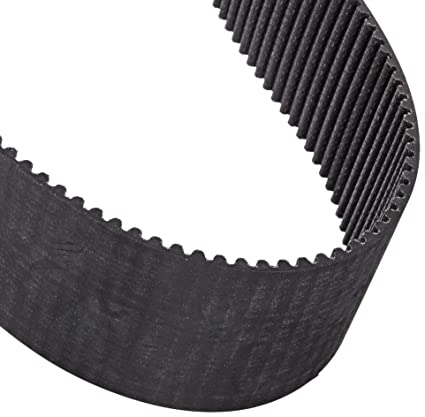Rubber 20 mm Width 1040 mm Outside Circumference 8 mm Pitch ...