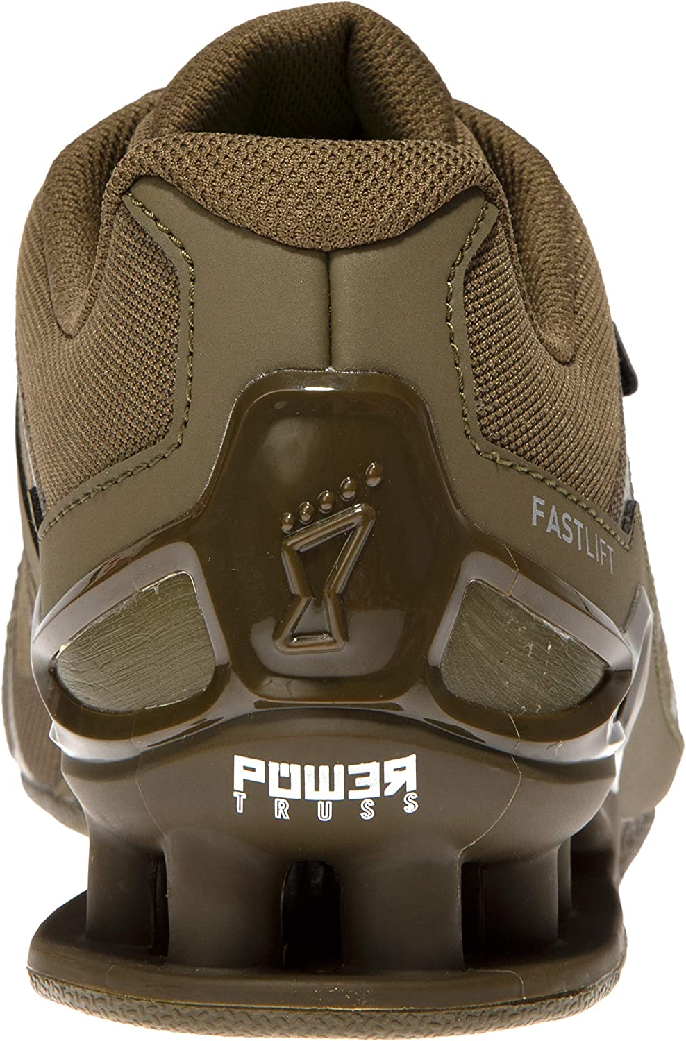 Weightlifting Shoes Inov-8 Mens Fastlift 360 Squat Shoes for Heavy Powerlifting