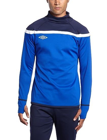 Umbro Nation - Sudadera para hombre azul azul, azul marino y blanco Talla:XL