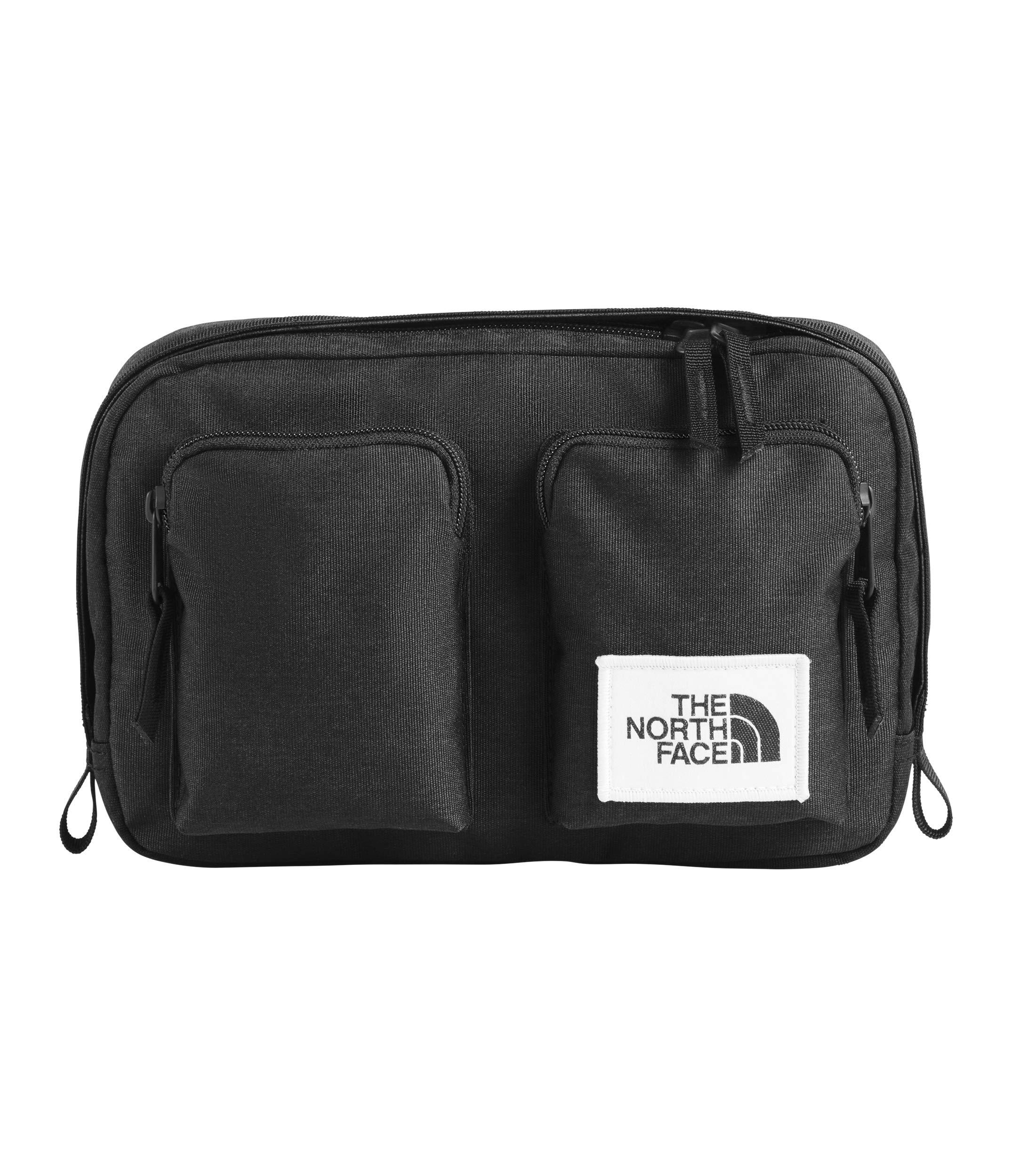 The North Face Unisex Kanga Pack TNF Black Heather One Size