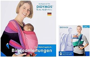 Modell Double Face Didymos ttb-349-005 Babytragetuch Gr/ö/ße 5 anthrazit