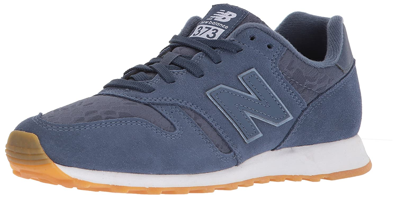 New Balance Wl373v1, Zapatillas para Mujer 41.5 EU|Azul (Navy/White Nvw)