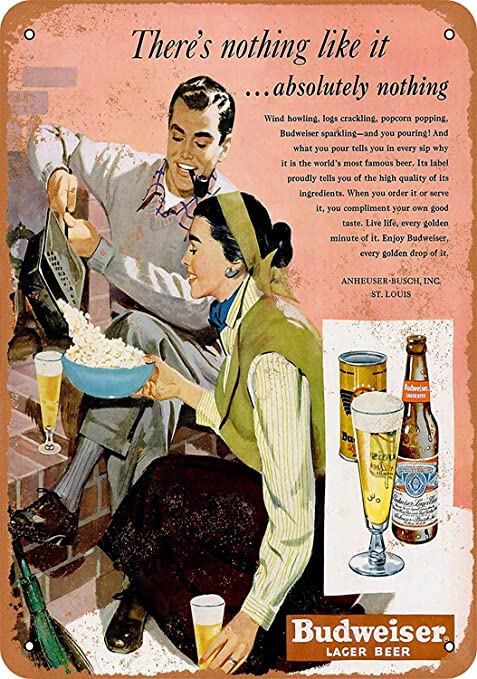 STELLA ARTOIS LAGER BEER ON TAP  METAL TIN SIGN POSTER WALL PLAQUE