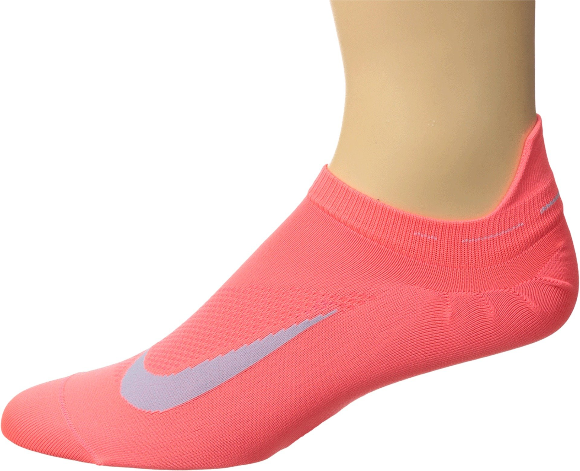 def084755dcc9 Galleon - Nike Men's Elite Lightweight No-Show Tab Running Socks ...