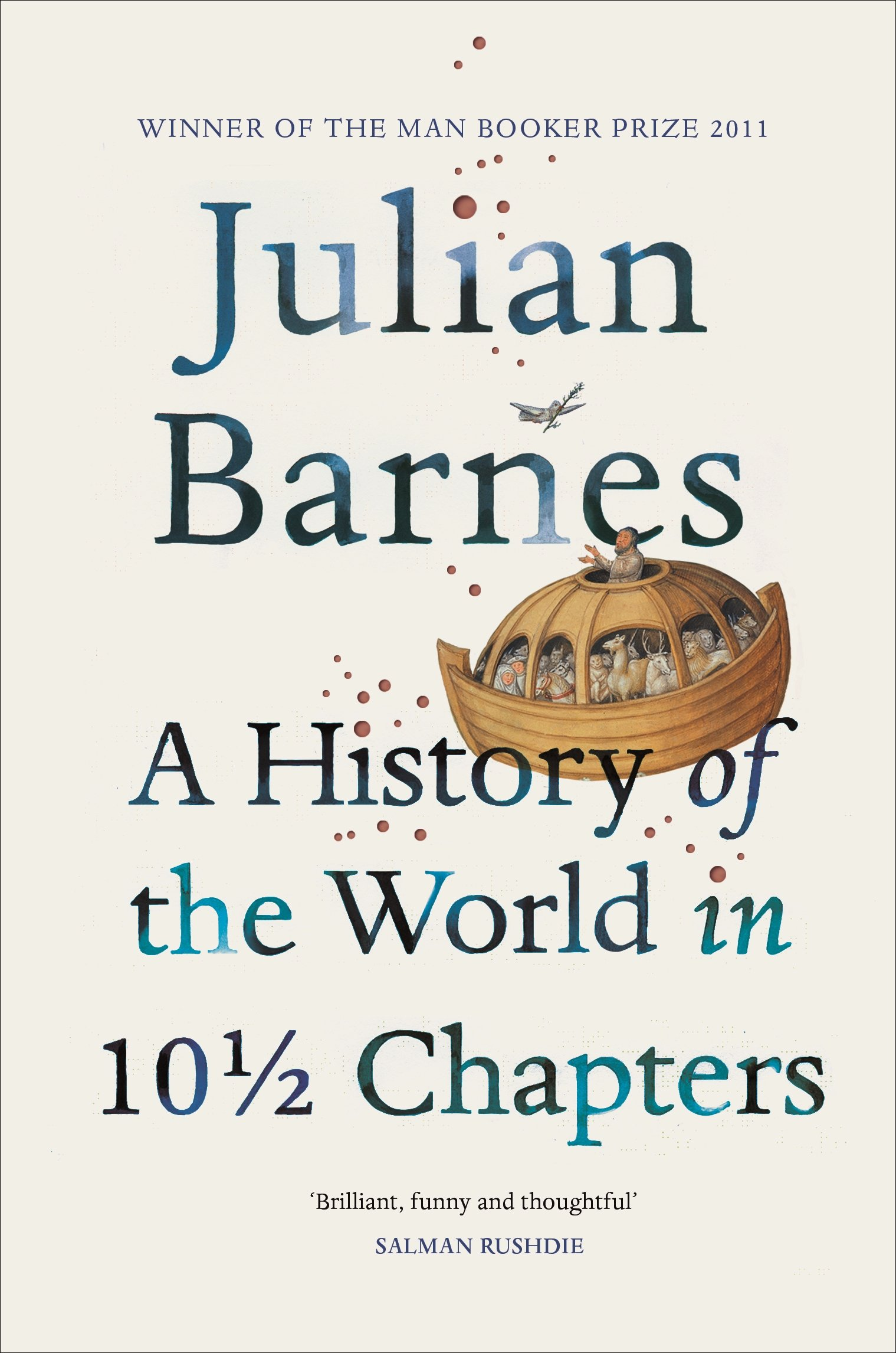 Image result for A History of the World in 10 ½ Chapters - Julian Barnes