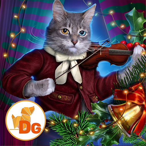 Hidden Objects - The Christmas Spirit: Mother Goose's Untold Tales (Hidden Pc Object Christmas Games)