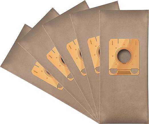 WESSPER® Bolsas de aspiradora para Miele S204 (5 piezas, papel): Amazon.es: Hogar